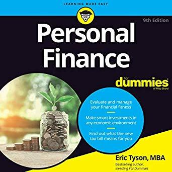 Personal Finance For Dummies (9th Ed)
