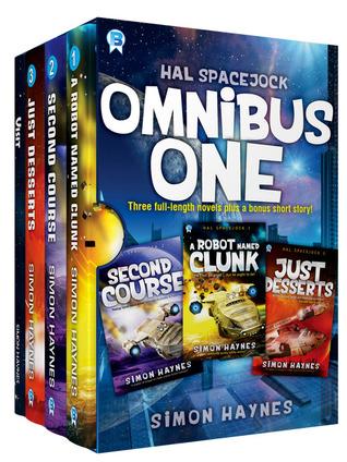 Hal Spacejock Omnibus One by Simon Haynes
