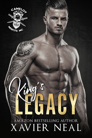 King's Legacy (Camelot Misfits #3)