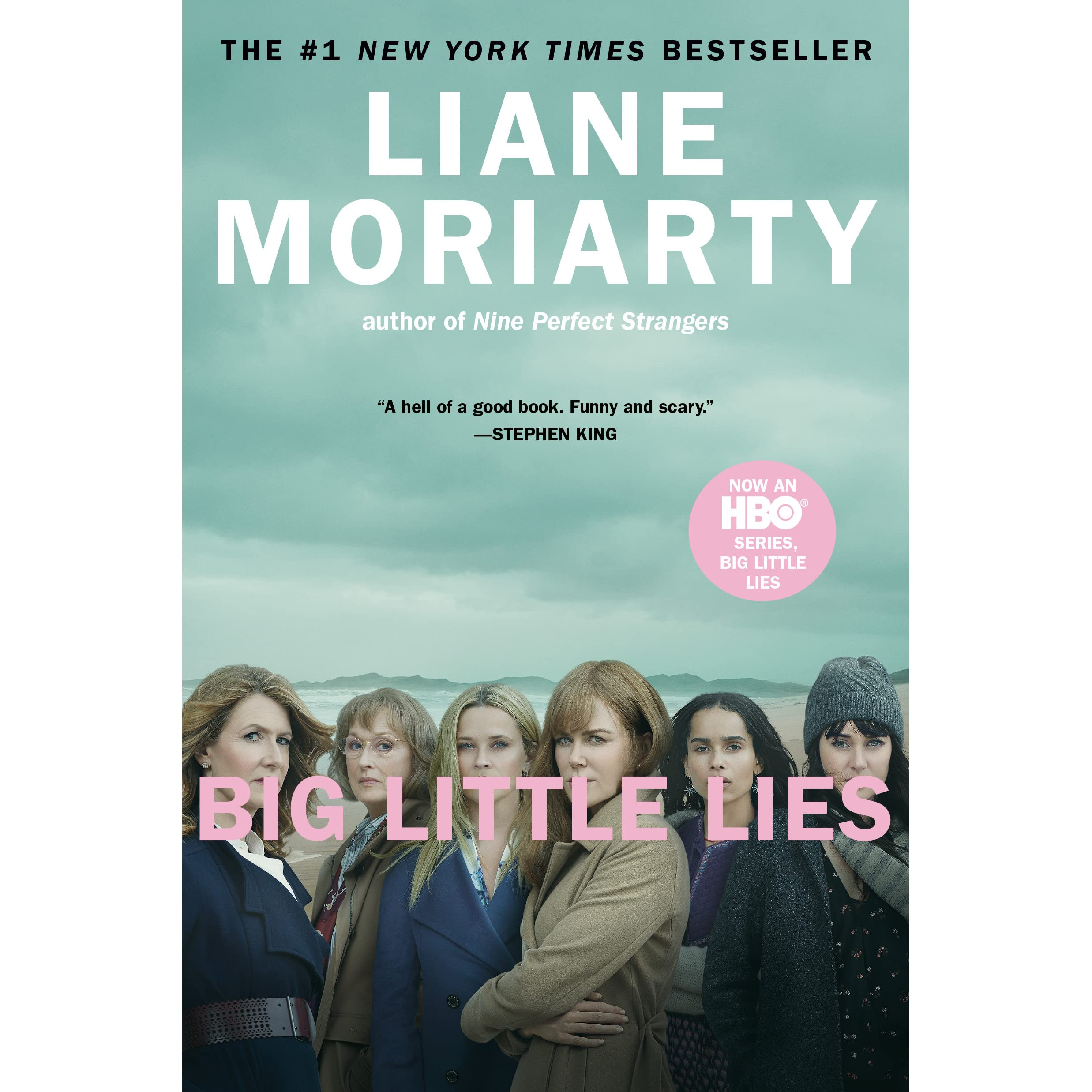 Book Review Parents Have Power To Make >> Big Little Lies By Liane Moriarty
