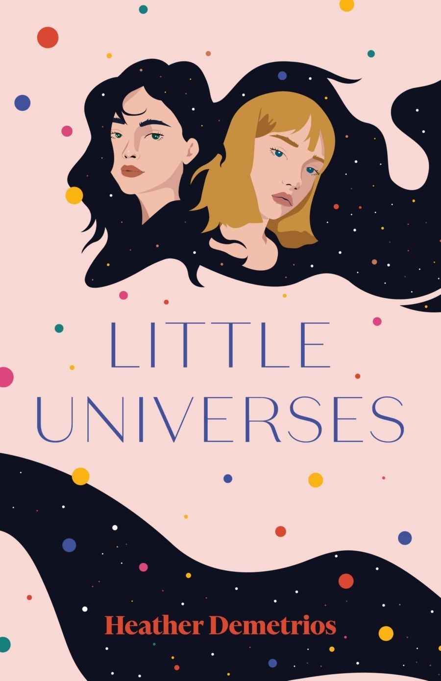 Little Universes - Heather Demetrios
