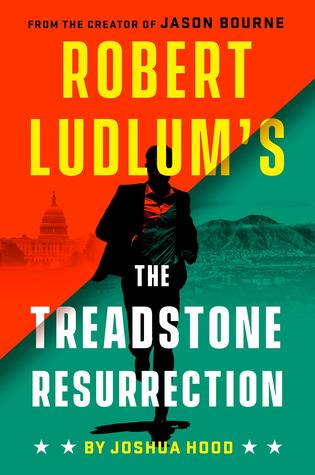 A quote from The Treadstone Resurrection