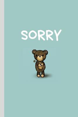 Sorry: Apology Gifts Blank Lined Journal For Girlfriend
