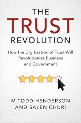 The Trust Revolution book cover