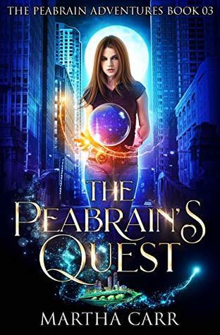 The Peabrain's Quest (The Peabrain Adventures, #3)