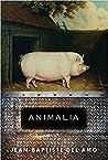 Book cover for Animalia
