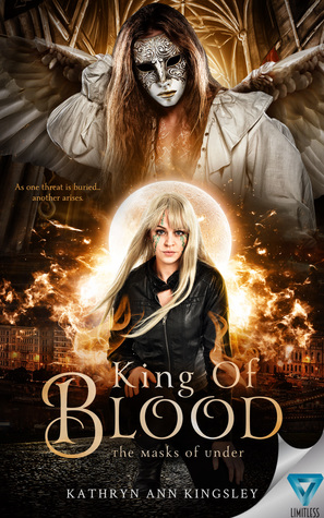 King of Blood (The Masks of Under #4)