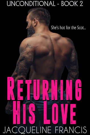 Returning His Love by Jacqueline    Francis