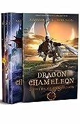 Dragon Chameleon: Episodes 1-4 (Dragon Chameleon Omnibuses Book 1)