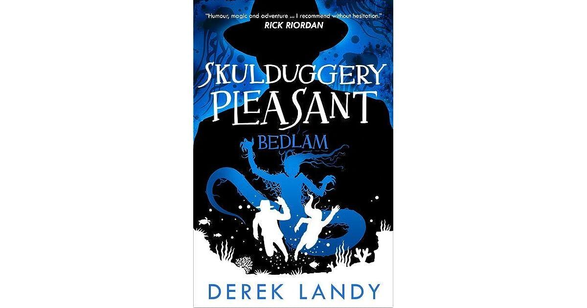 Skulduggery Pleasant 12