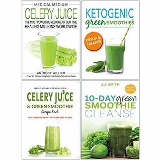 Medical Medium Celery Juice Hardcover Ketogenic Green