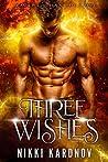 Three Wishes (Blackwell Djinn, #1)