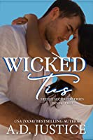 Wicked Ties (Steele Security, #2)