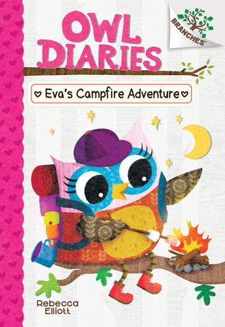 Eva's Campfire Adventure: Branches Book