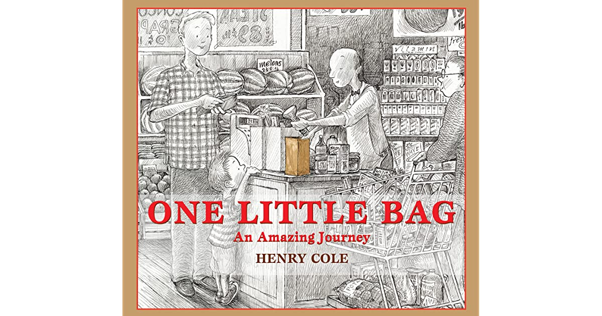 One Little Bag: An Amazing Journey by Henry Cole