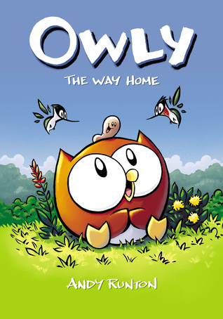Owly, Vol. 1: The Way Home (Owly, #1)