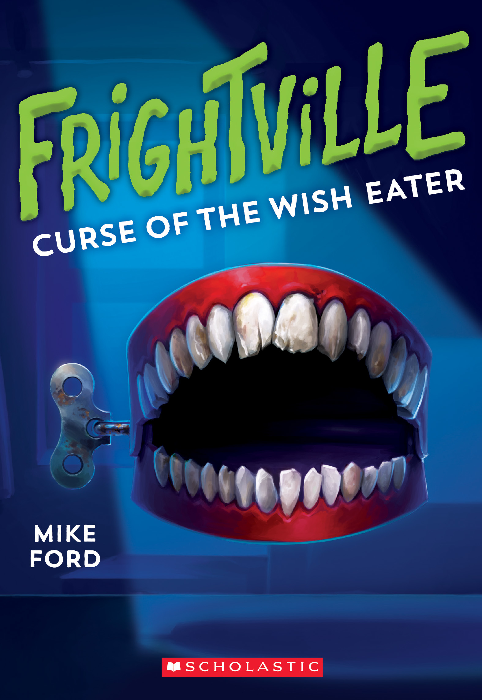 Curse of the Wish Eater - Mike Ford