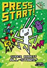 Super Rabbit All-Stars!: A Branches Book (Press Start! #8) audiobook review