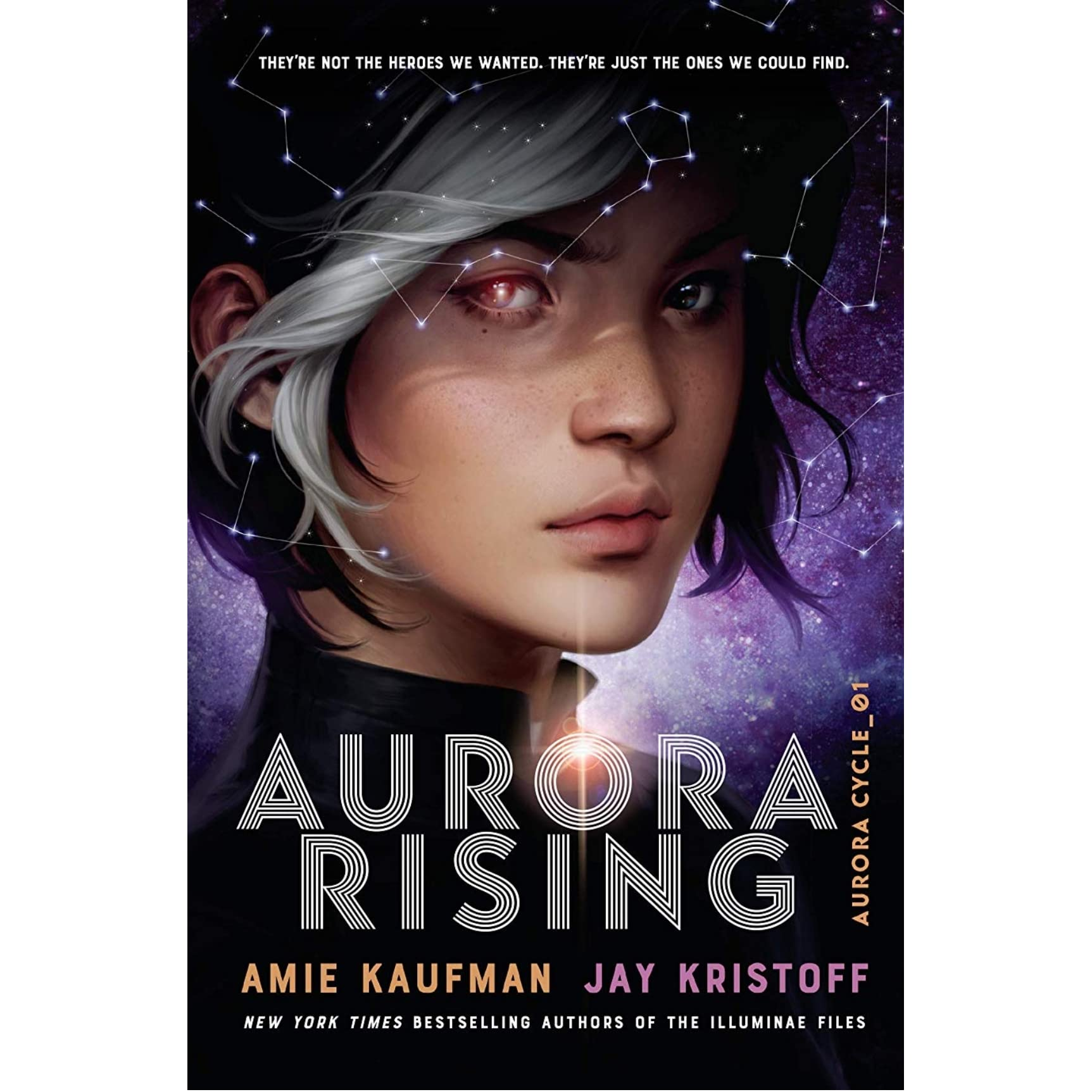 Aurora Rising (The Aurora Cycle, #1) by Amie Kaufman