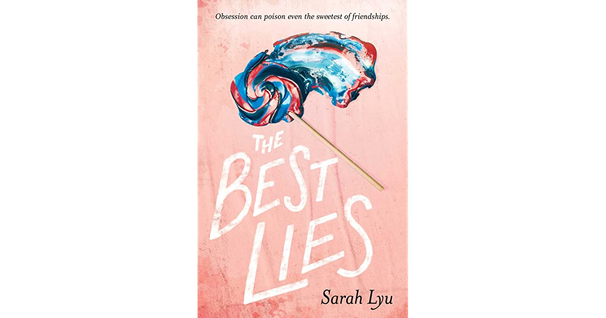 Image result for the best lies sarah lyu