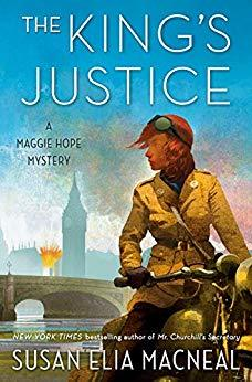 The King's Justice (Maggie Hope Mystery #9)