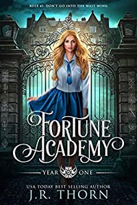 Fortune Academy: Year One (Fortune Academy #1)