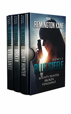 Blue Steele Box Set - Books 1-3 (Blue Steele Box Sets Book 1)