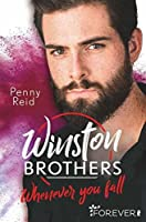 Whenever you fall (Winston Brothers, #5)