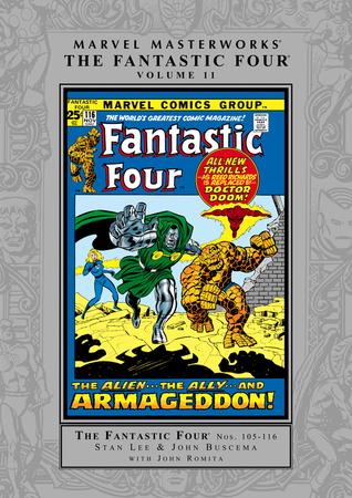 Marvel Masterworks: The Fantastic Four, Vol. 11