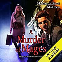 A Murder of Mages (Maradaine Constabulary, #1)
