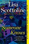 Someone Knows by Lisa Scottoline