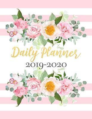 12+ Floral Stripes Weekly Planner Image