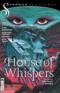 House of Whispers Vol. 1: The Power Divided