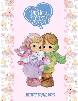 Precious Moments Coloring Book Coloring Book For Kids And Adults By Linda Desperada