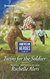 Twins for the Soldier (Wickham Falls Weddings #5)