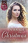 A Bride for Christmas (Spinster Mail-Order Brides #2)