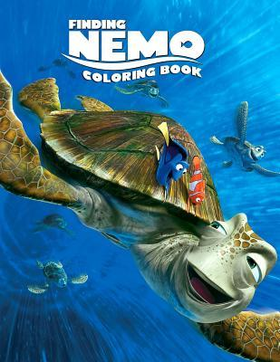 Finding Nemo Coloring Book: Coloring Book for Kids and ...