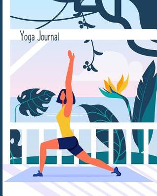 90 Day Yoga Journal Planner Record Progress Poses Classes Great Gift By Not A Book