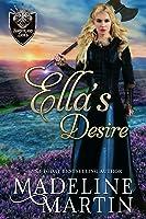 Ella's Desire (Borderland Ladies #3)