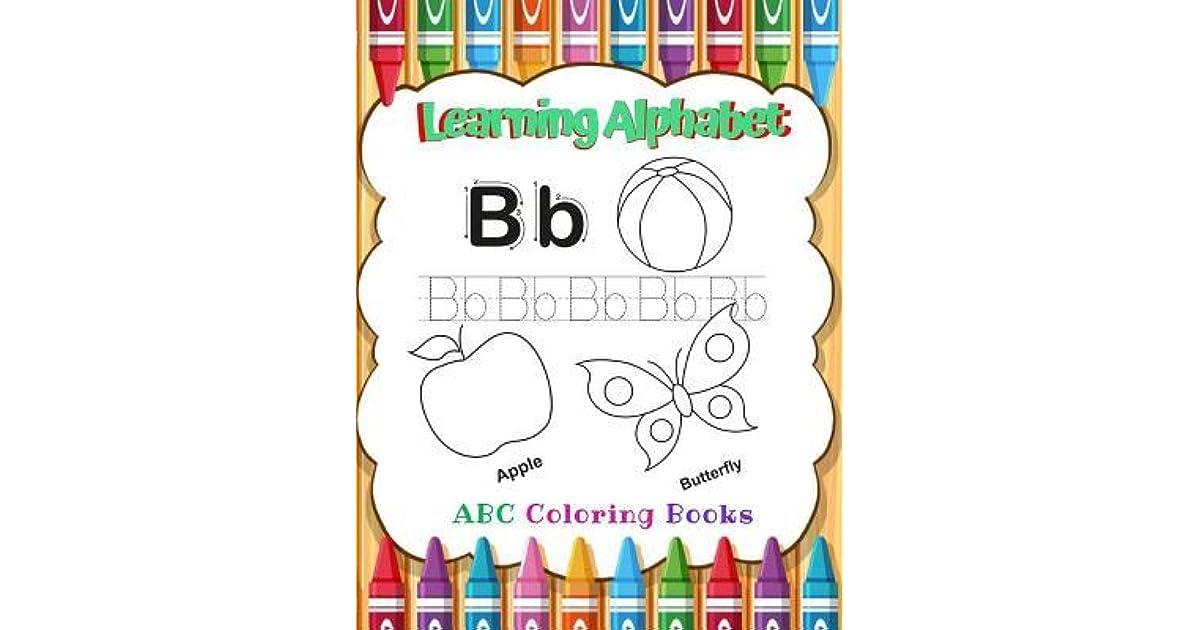 Learning Alphabet ABC Coloring Books: Fun Children\'s ...