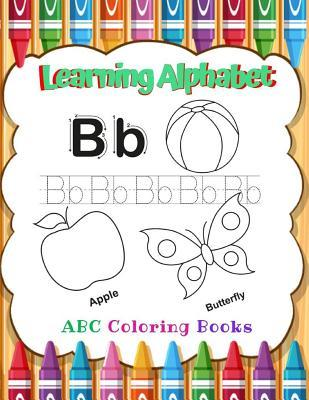 Learning Alphabet Abc Coloring Books Fun Childrens Activity