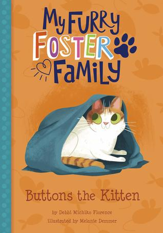 Buttons the Kitten by Debbi Michiko Florence