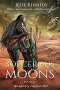 Sorcerous Moons Boxed Set 2, #4-6