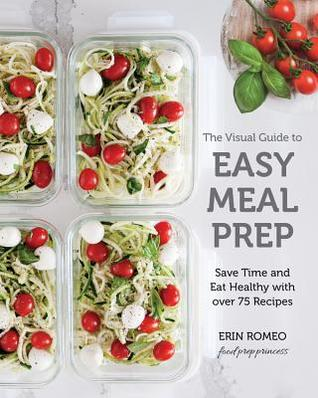 The Visual Guide to Easy Meal Prep: Strategies and Recipes to Get Organized, Save Time, and Eat Healthier