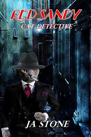 Red Sandy Cat Detective