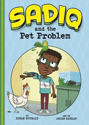 Sadiq and the Pet Problem by Siman Nuurali