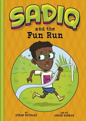 Sadiq and the Fun Run by Siman Nuurali
