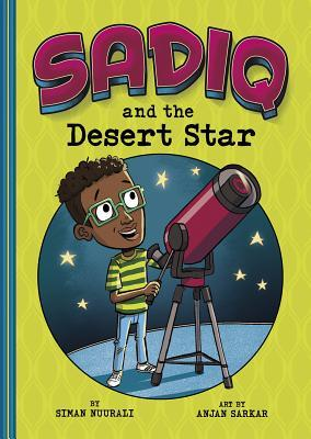 Sadiq and the Desert Star by Siman Nuurali