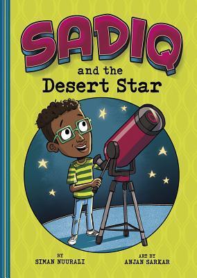 Sadiq and the Desert Star by Siman Nuurali