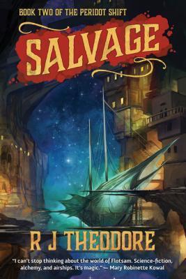 Salvage (Peridot Shift #2)